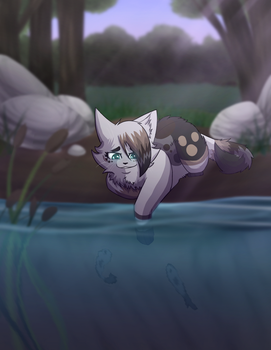 Tranquility by Echostorm18
