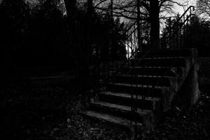 Stairs to Nowhere by Misantropolis