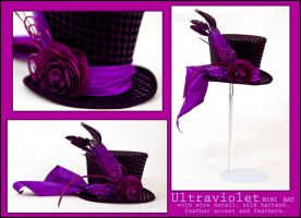 Ultraviolet - Mini Wellington by Elemental-Sight