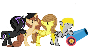 It an't no party like a thunderbolt party! by XxGinger-The-StarxX