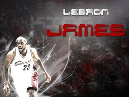 Lebron James by shanikt