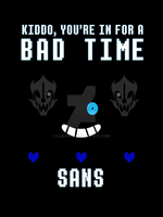 IN FOR A BAD TIME by lubans