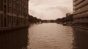 in sepia by Charon1