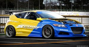SPOON Sports CR-Z by BramDC