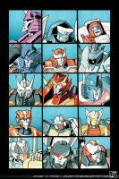 The MTMTE Bunch by JavierReyes