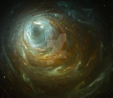 Wormhole by Casperium