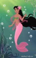 Mermaid Princess Kalini by AnneMarie1986