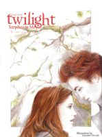 twilight Cover illustration by YasmineNevola