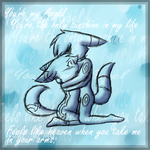 You re my Angel by CrispyCh0colate