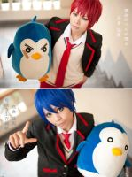 Penguindrum by Ryeain