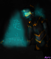 Finished deadspace :3 by EmoBlackwolfgirl