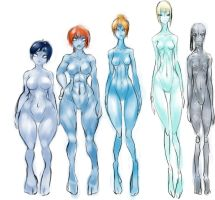 tau girls by axioriot
