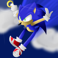 Fly sonic fly. by rouge2t7