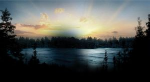 Breaking Dawn part 2 - Background by codeevanescence
