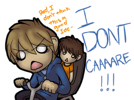 Pewdie - I DON'T CAAAARE by Night-Wolf122
