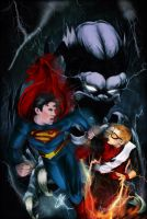 Smallville Season 11: Haunted #2 by gattadonna