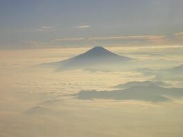 Mount Fuji2 by kaz0885