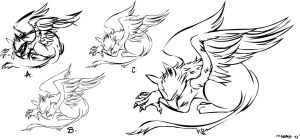gryphon by twilightang3l