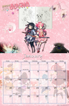 Anime Calender: January-Madoka Magica by mikmik121