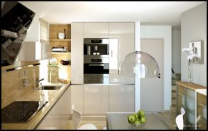 Kitchen_design by nentamer