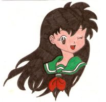Kagome by beginthebegin