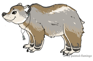 Bear Design Auction- Closed by painted-flamingo