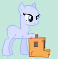 Base 32- The old video game machine 2 by LiviaPony-Bases