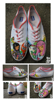 Tokidoki Shoes by BBEEshoes