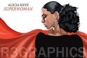 SUPERWOMAN by r3graphics