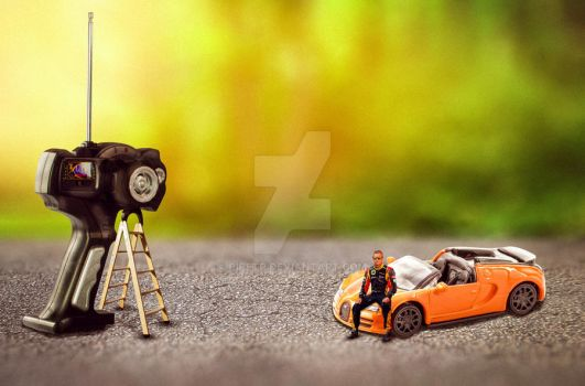Miniature Style Effect2 by pipetp