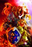 The legend of Zelda by Lavah