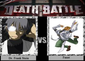 Frank Stein vs Faust by CannedMadMan66