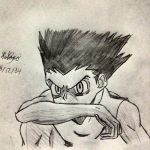 Gon Freecss by zblano