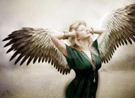 Angel-A by lartist-retouche