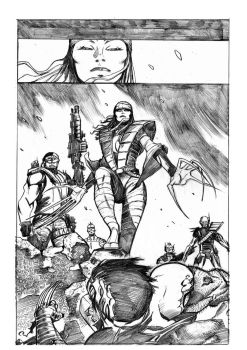 x-force tryout page1 by FrancescoIaquinta