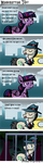 Manehattan Taxi Comic by SouthParkTaoist