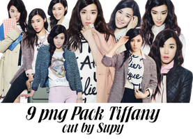 Pack png Tiffany by Supy-phh