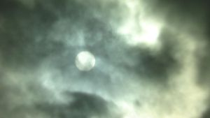 Mysterious Ball in the Sky by Icegoddesswolf16