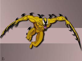 Phage symbiote redesign V2 by predalien27