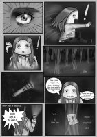 How i met Slenderman and Jeff, Part 1. by PutaRabbitYandere