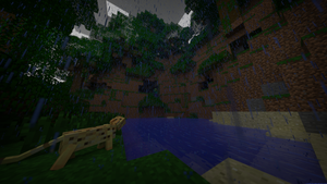 Rainy Jungle by LockRikard