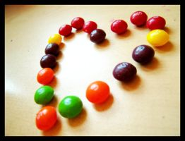 Skittles by spots0