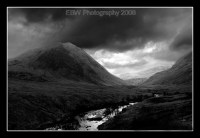Glen Coe HDR by Tula-Montage