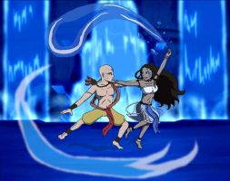 RN- Kataang Dance by waterwriter144