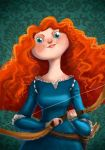 Merida by miova