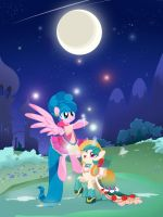 Collecting stars by Quila-Quila
