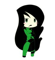 My little Shego by PSI-missing