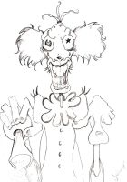 Honkers the Clown by PicassoPixie