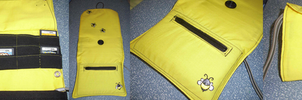 DSlite Bee theemed Case Pouch by Eliea