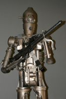 Stoke-Con-Trent 2014 (40) IG-88 assassin droid by masimage